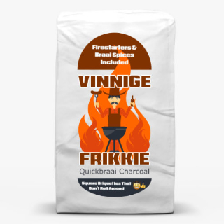 logo idea for charcoal packaging design